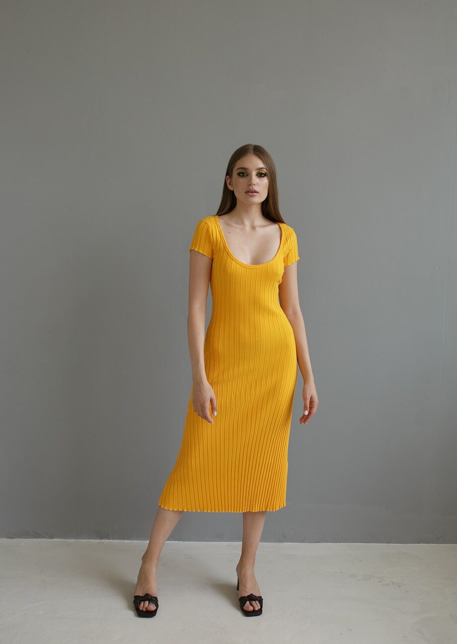 SIMON MILLER Трикотажное платье
