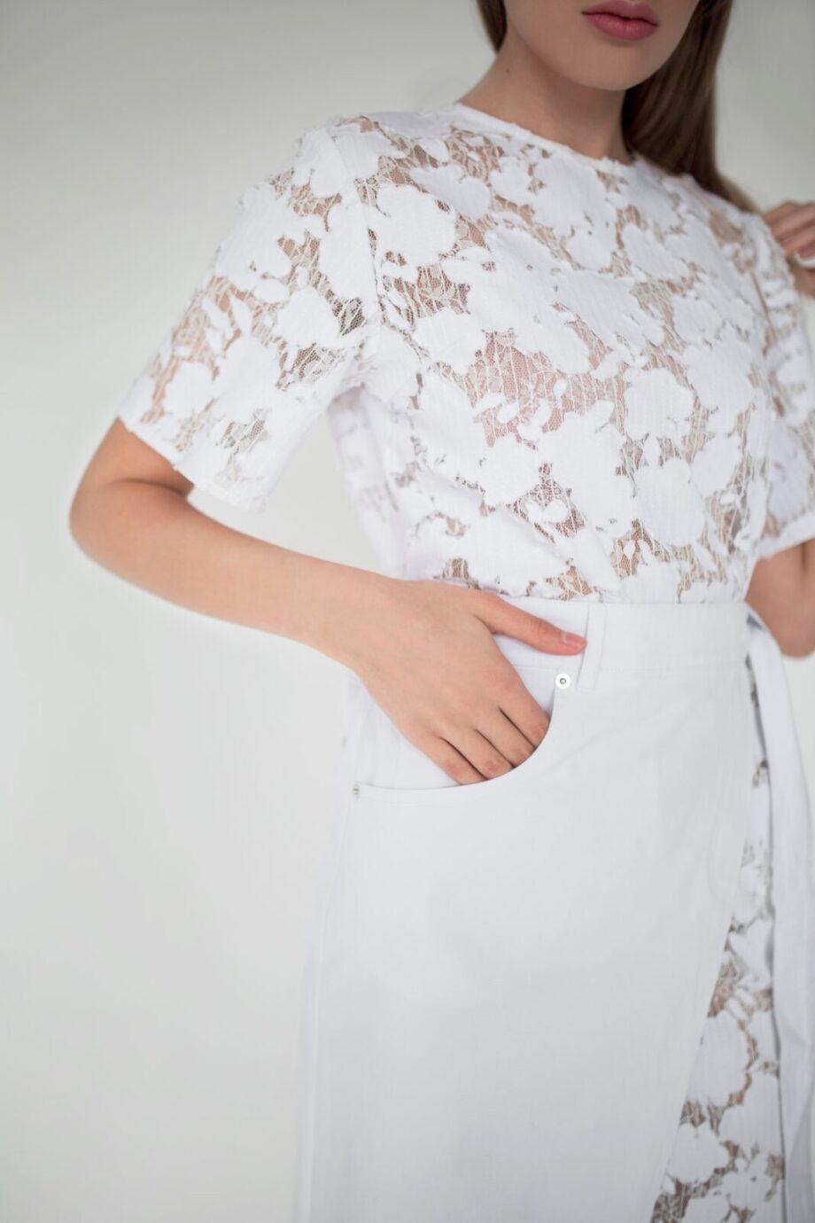 GOEN.J Хлопковое платье - M