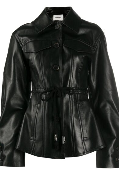 NANUSHKA Куртка из экокожи